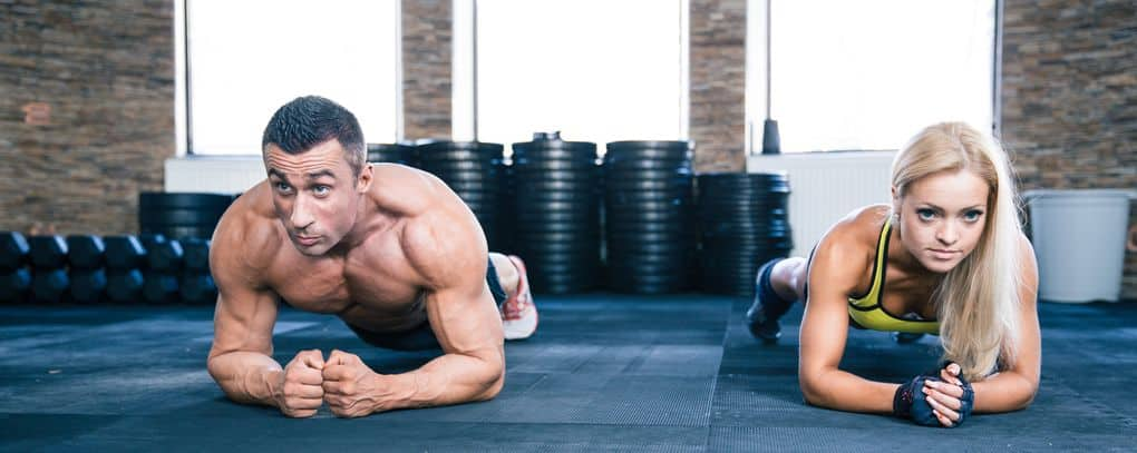 how physical fitness improves mental strength