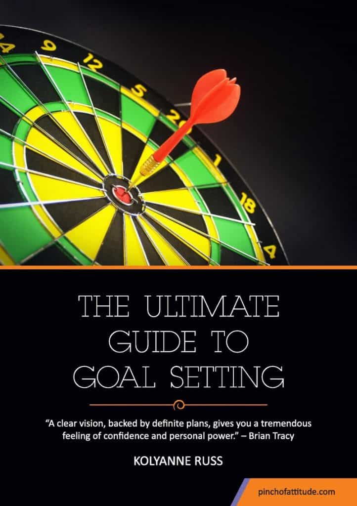 The Ultimate Goal Setting Guide